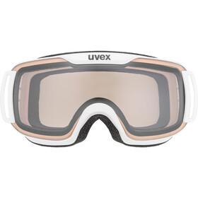 UVEX Downhill 2000 S V Goggles white/variomatic silver
